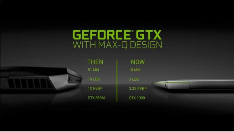 NVIDIA Giới Thiệu 3 Laptop Chơi Game Mỏng Và Nhẹ
