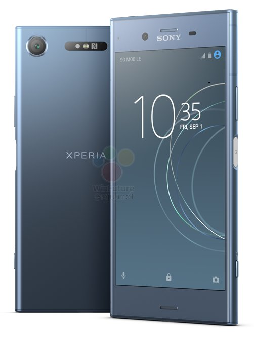 Sony Xperia XZ1 lộ diện trước giờ ra mắt tại IFA 2017