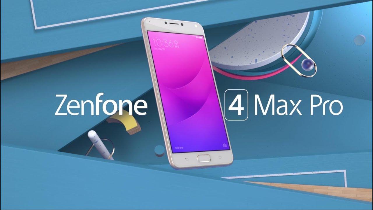 Asus Zenfone 4 Max Pro Camera Kép, Pin Khủng