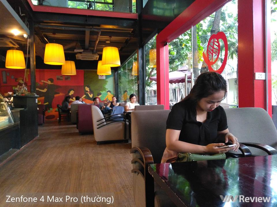 Trải nghiệm camera kép trên Zenfone 4 Max Pro
