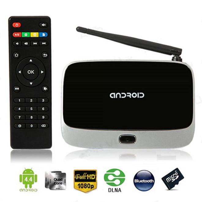 Android tivi Box hoặc Apple tivi