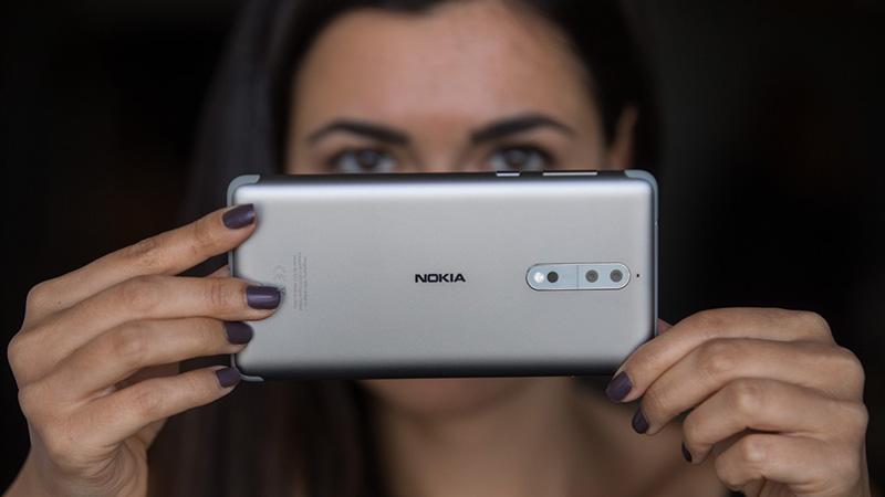 Những điểm hấp dẫn của Nokia 8