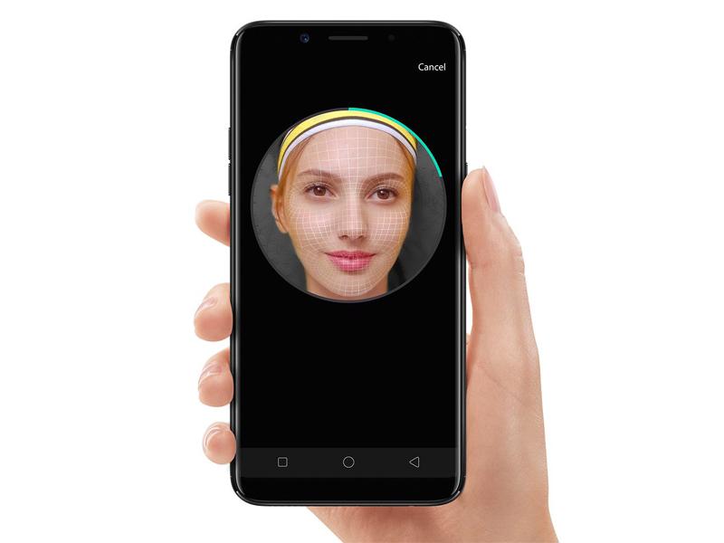 OPPO F5 Công nghệ AI