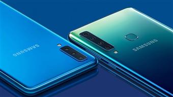 Trên tay Samsung Galaxy A9, tập trung hoàn toàn vào khả năng 4 camera sau