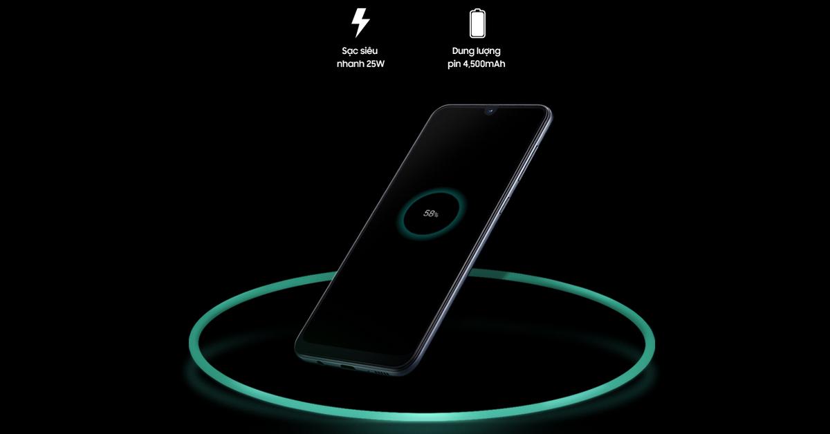 Kết quả hình ảnh cho Bộ 3 camera sau siêu việt - Samsung Galaxy A70