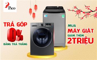 Top 5 máy giặt sale mạnh nhất đầu năm 2021