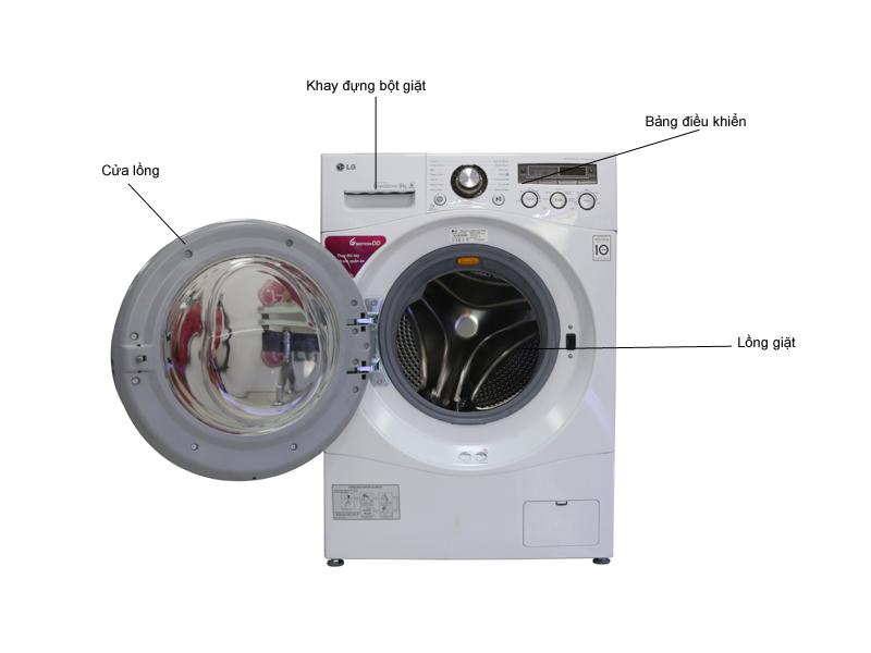 Máy giặt LG WD13600 8Kg