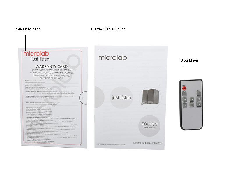 Loa Microlab Solo 6C 2.0