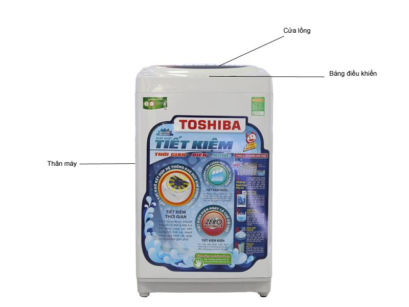 Máy giặt Toshiba A800SVWB
