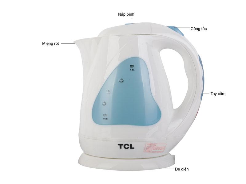 Bình siêu tốc TCL TAS18A