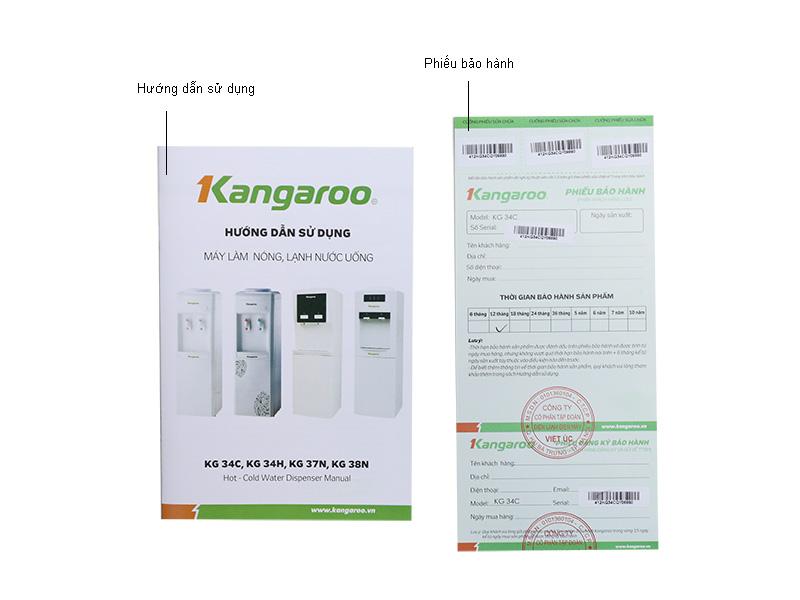 Cây nước Kangaroo KG38N