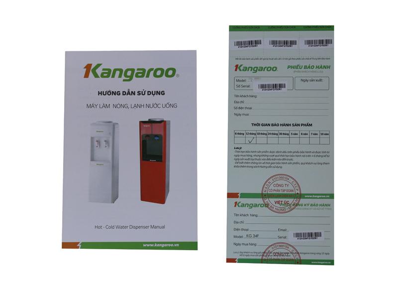 Cây nước Kangaroo KG41W
