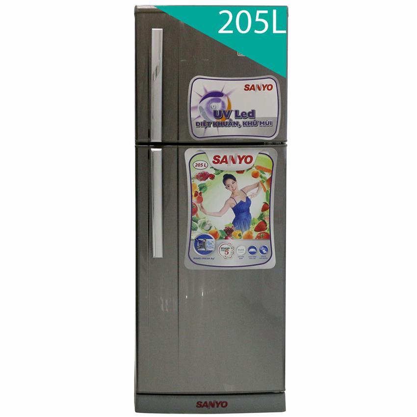 Kết quả hình ảnh cho tủ lạnh sanyo