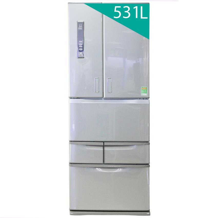 Tủ lạnh 6 cửa Toshiba GR D50FV 656L