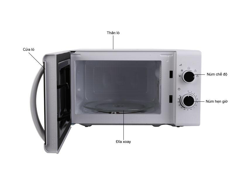 Lò vi sóng ELECTROLUX EMM2009W