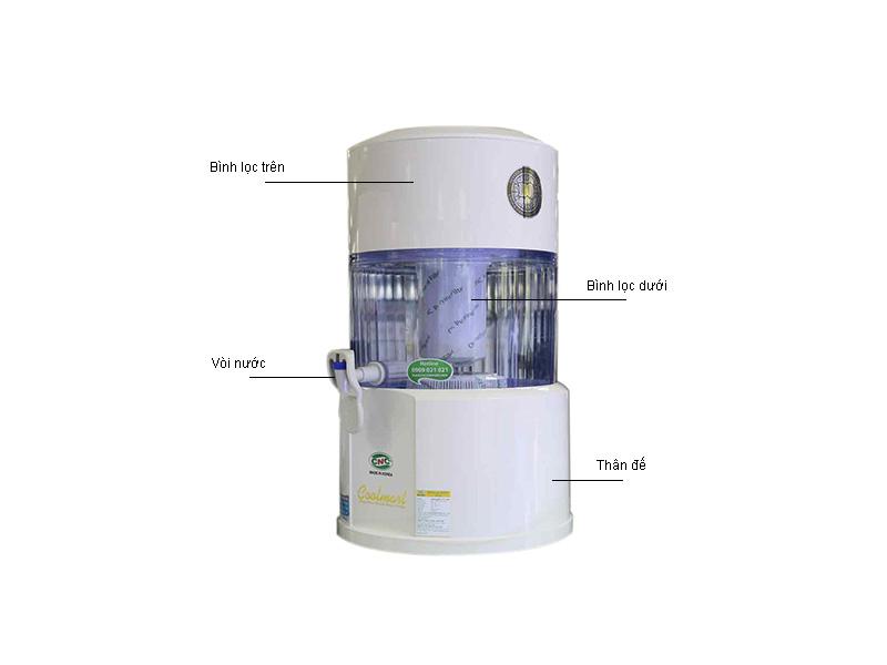 Bình lọc CNC COOLMARTPL