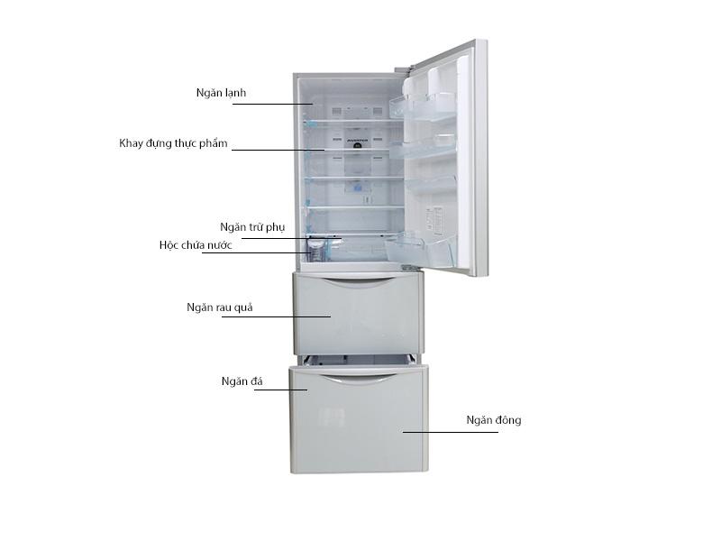 Tủ lạnh Hitachi SG37BPGGS