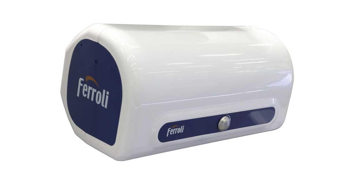 Bình tắm nóng lạnh Ferroli dung tích 20 lít