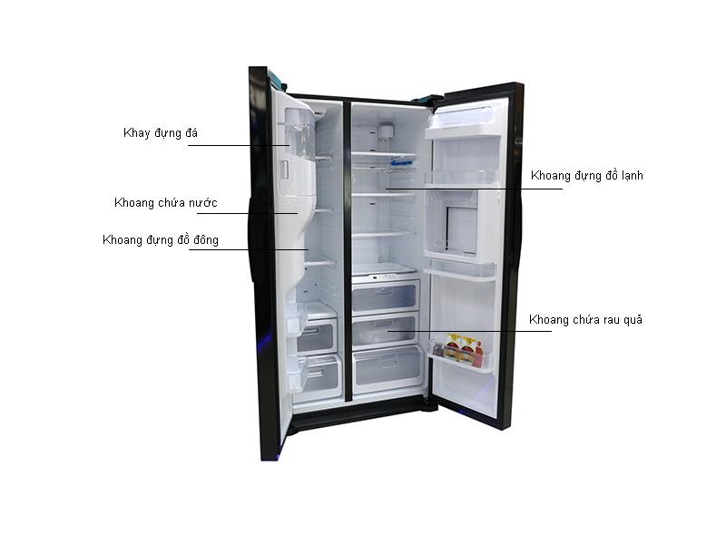 Tủ lạnh Samsung RS22HZNBP