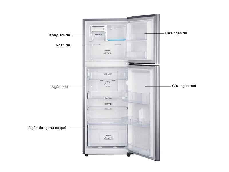 Tủ lạnh Inverter Samsung RT22FARBD