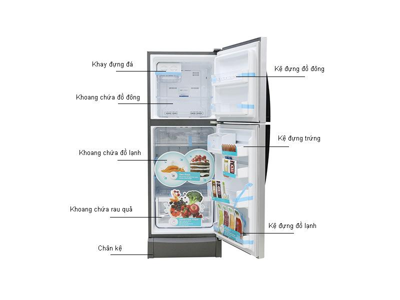 Tủ lạnh Electrolux ETB2100PE