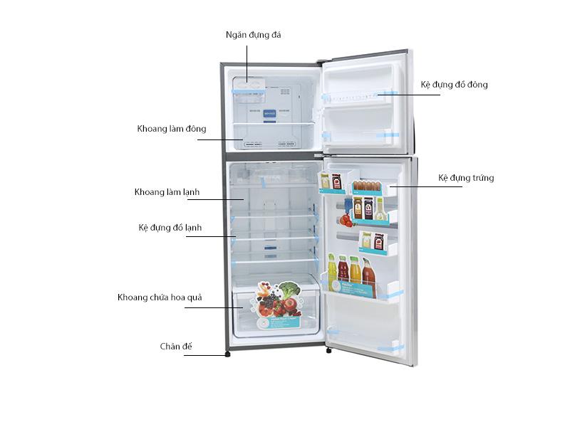 Tủ lạnh Electrolux ETB3200PE