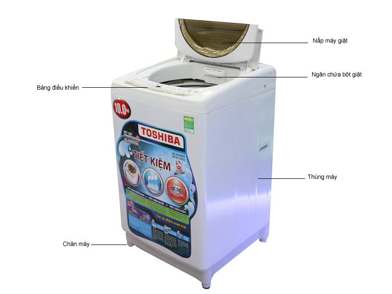 Máy giặt Toshiba B1100GV