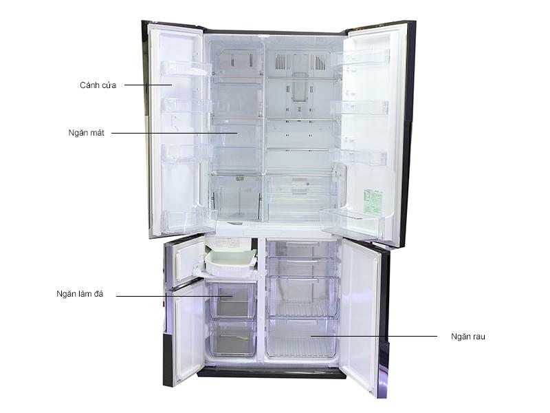 Tủ lạnh MITSUBISHI MRZ65WDBV