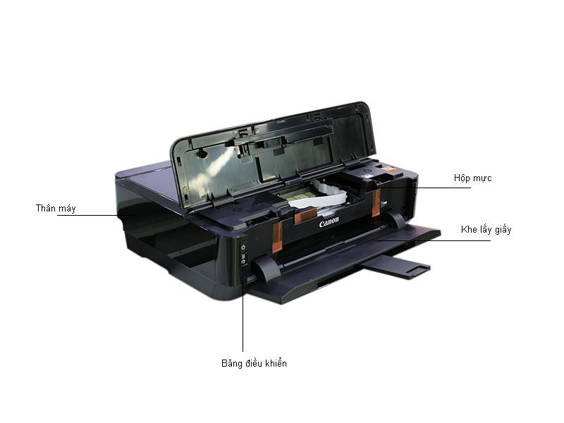 Máy in phun màu Canon IP 7270  - A4