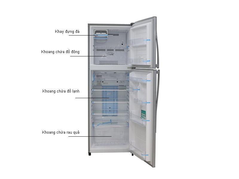 Tủ lạnh Toshiba S25VPBS