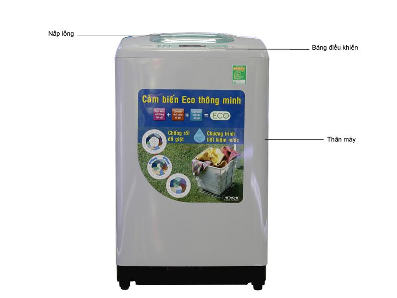 Máy giặt Hitachi SF80PNEM - 8.0kg