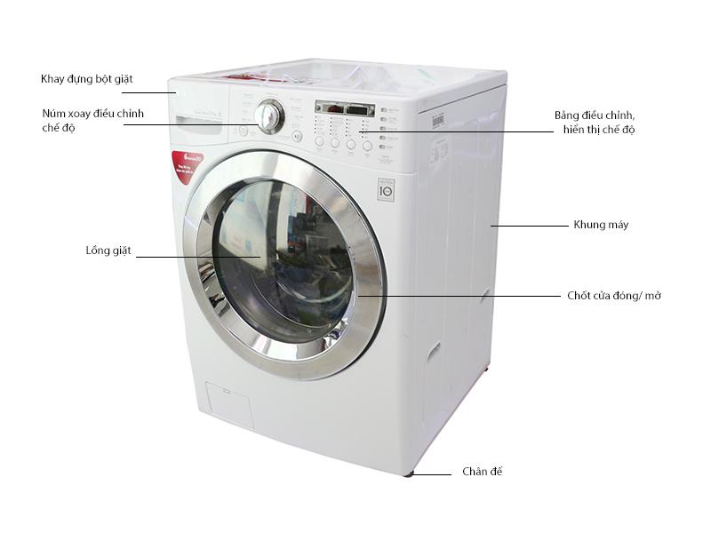 Máy giặt LG WD17DW