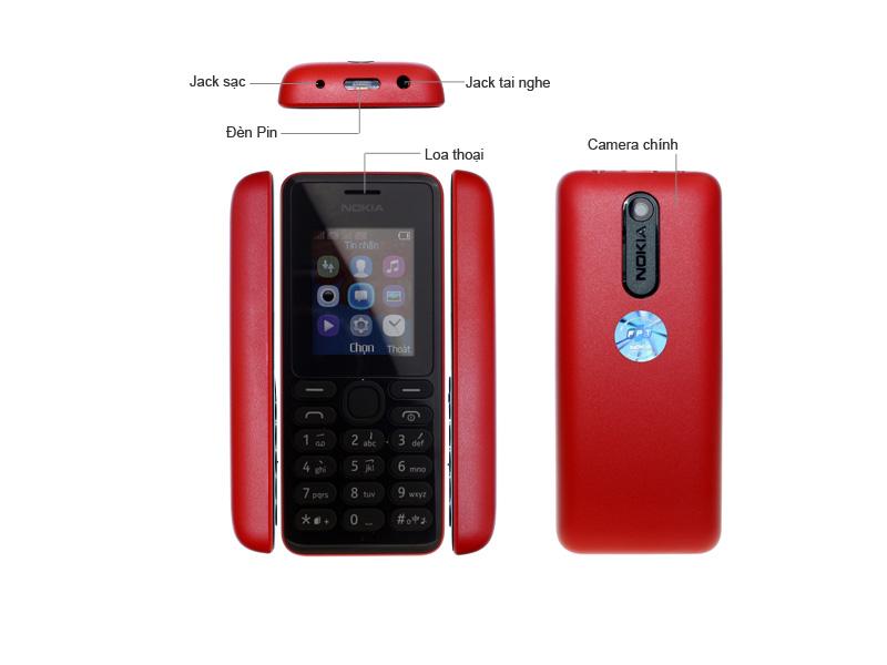 Nokia N108 Đen