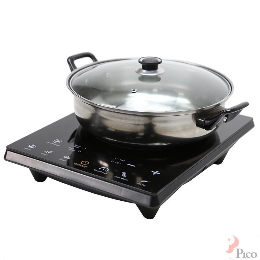 Bếp từ TCL TCHA181F phím cảm ứng công suất 1800W
