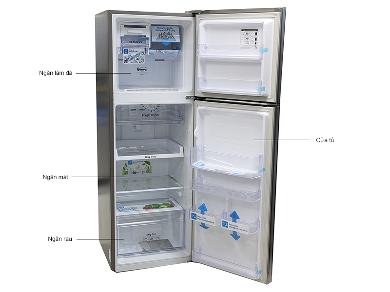 Tủ lạnh Samsung RT25FARBD