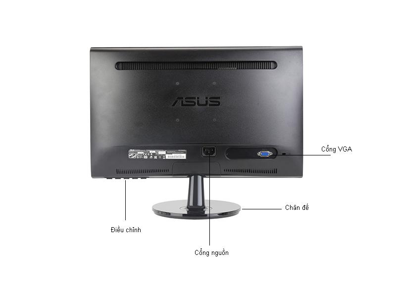 Màn hình máy tính LCD Asus VS197DE