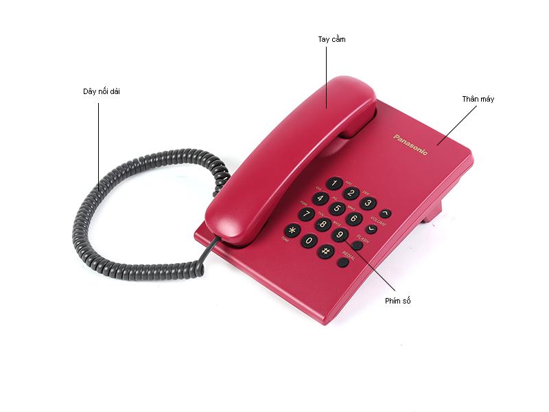 Điện thoại để bàn Panasonic KX-TS500