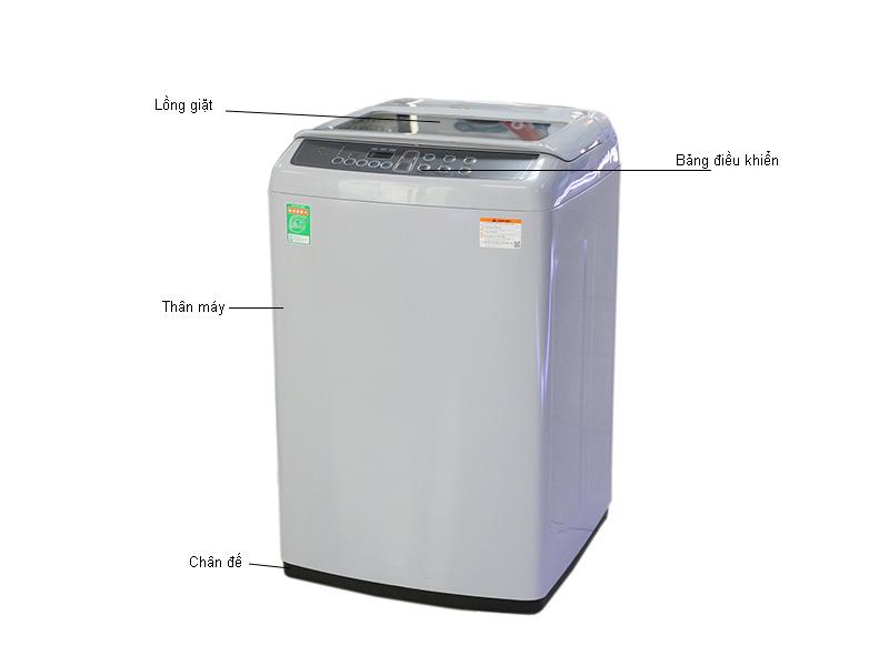Máy giặt Samsung WA72H4000SG