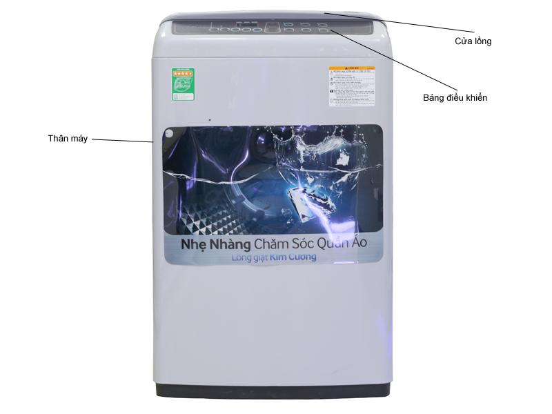 Máy giặt Samsung WA80H4000SG