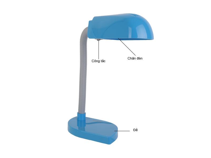 Đèn bàn Philips BILLY 69204 - Xanh