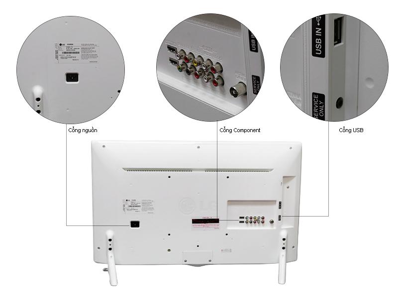TIVI LED LG 32LB552A-32