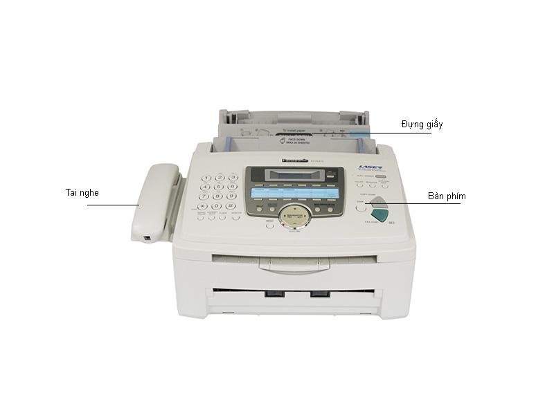 Máy fax laser panasonic KXFL612