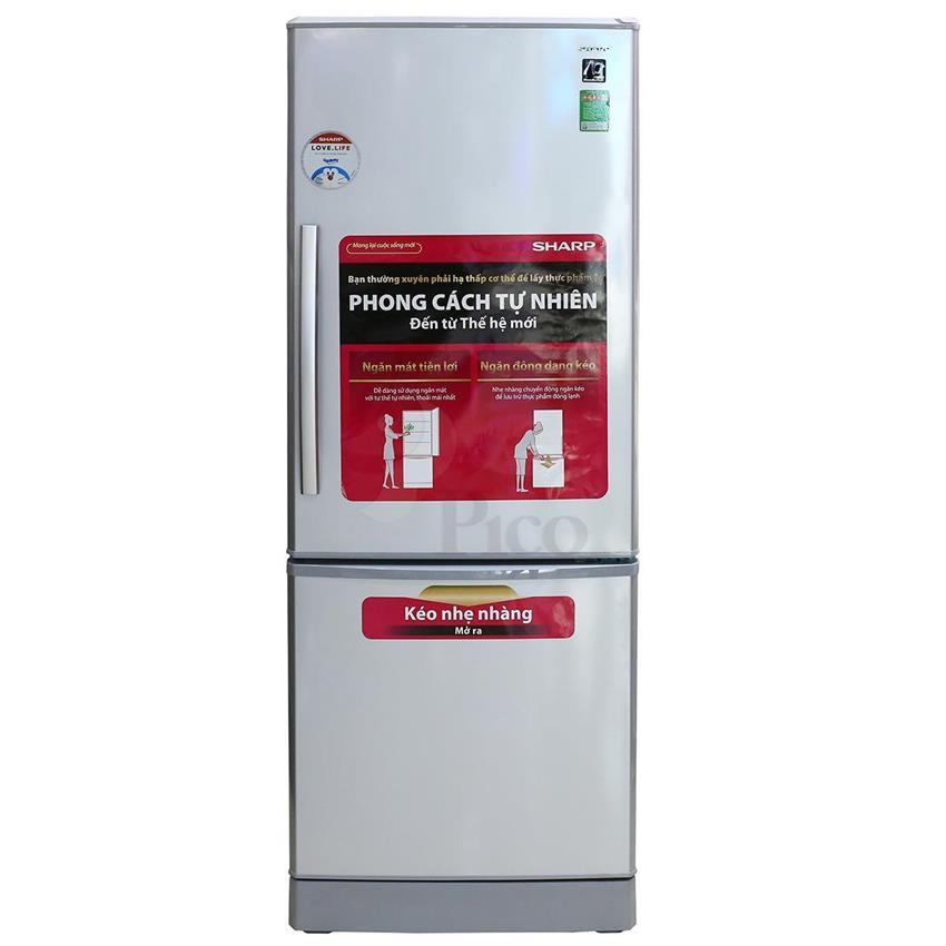 Tủ lạnh Sharp SJ BS30EV SL 290L
