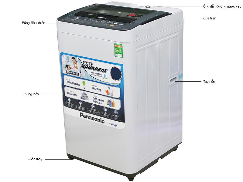 Máy giặt Panasonic NAF70VB6HRV