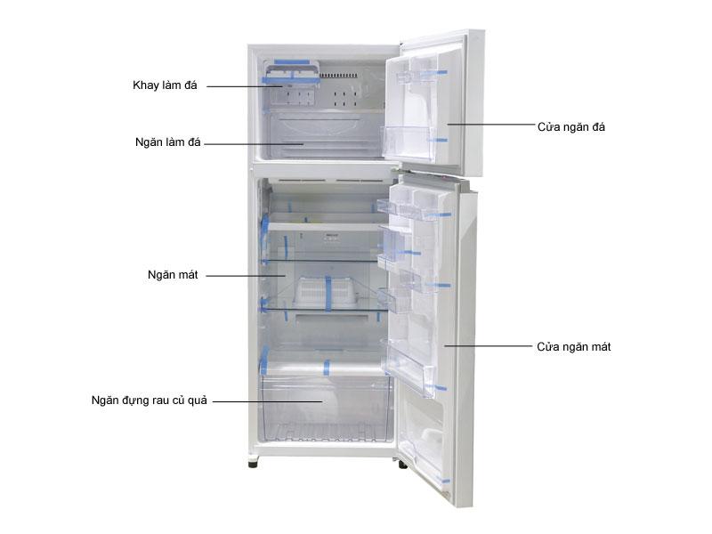 Tủ lạnh Toshiba GRTG46VPDZZW