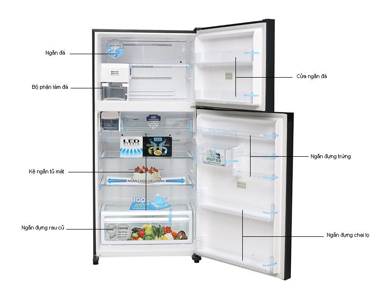 Tủ lạnh Toshiba GRWG58VDAZZW