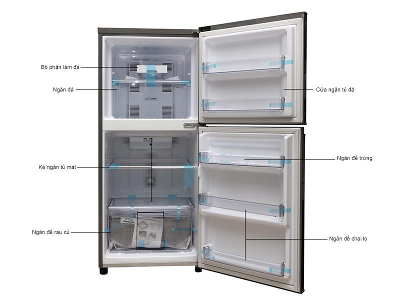 Tủ lạnh Panasonic NR-BM179MTVN