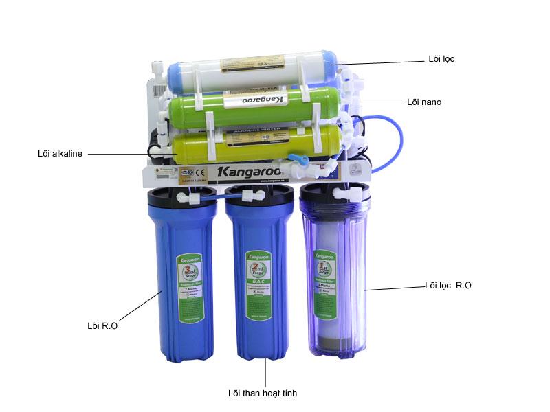 Máy lọc nước KANGAROO KG109MH