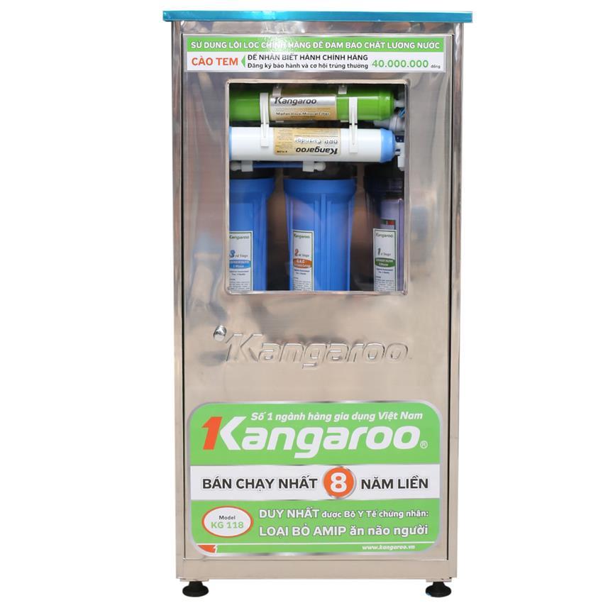 Image result for máy lọc nước kangaroo