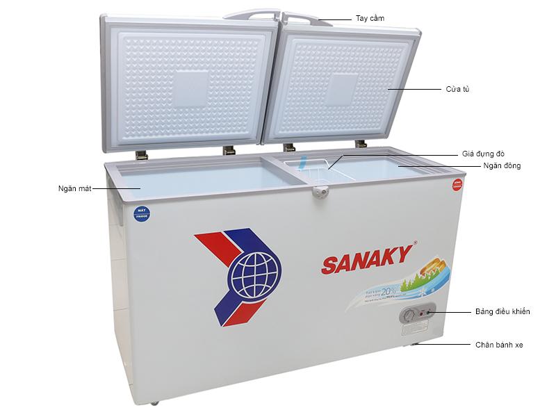 Tủ đông Sanaky VH4099A1